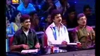 Loose control by Job Kurian - Amrita TV Super Star 2006