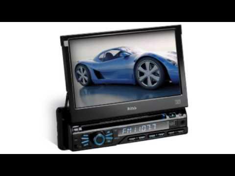7 inch touchscreen receiver| boss bv9965i