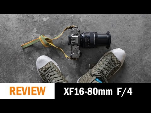First Impressions: XF 16-80mm f/4 R OIS WR for Video