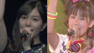 【2010 タンポポ#】モーニング娘。(亀井絵里・光井愛佳)・Berryz工房...