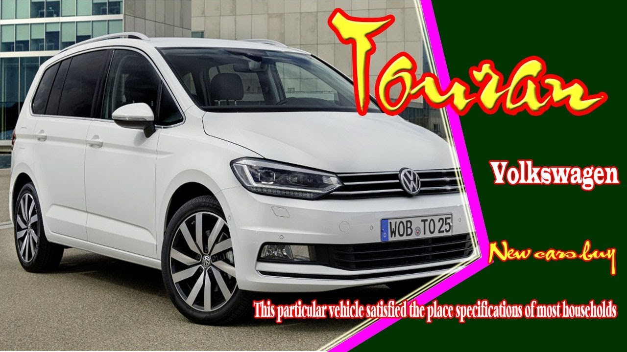 2019 volkswagen (vw) touran   2019 vw touran usa   2019 vw touran