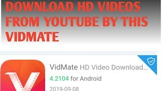 how-to-download-vidmate-download-vidmate-application-by-an-known-tech