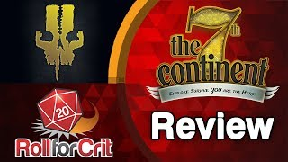 The 7th Continent Review | Roll For Crit