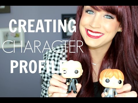 How To Create Character Profiles For Your Book (FREE CHARACTER DESIGN TEMPLATE!)