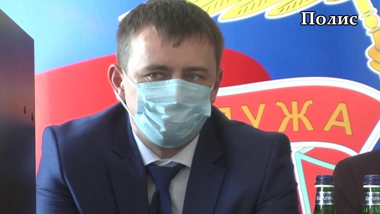 Новый руководитель МВД России Гулькевичского района