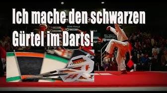 Schwarzer Gürtel im Darts I JDC Challenge