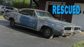 Download ABANDONED 1969 Dodge Charger Sitting for 20 Years Mp3 and Videos
