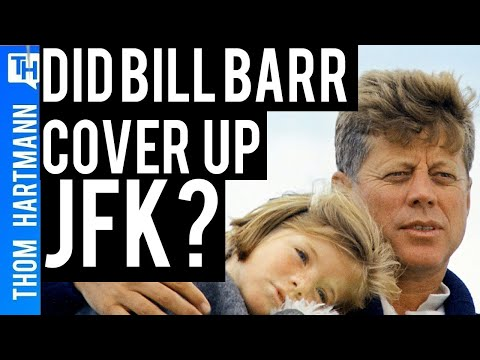 did-bill-barr-cover-up-jfk-assassination-files?-(w/-lamar-waldron)