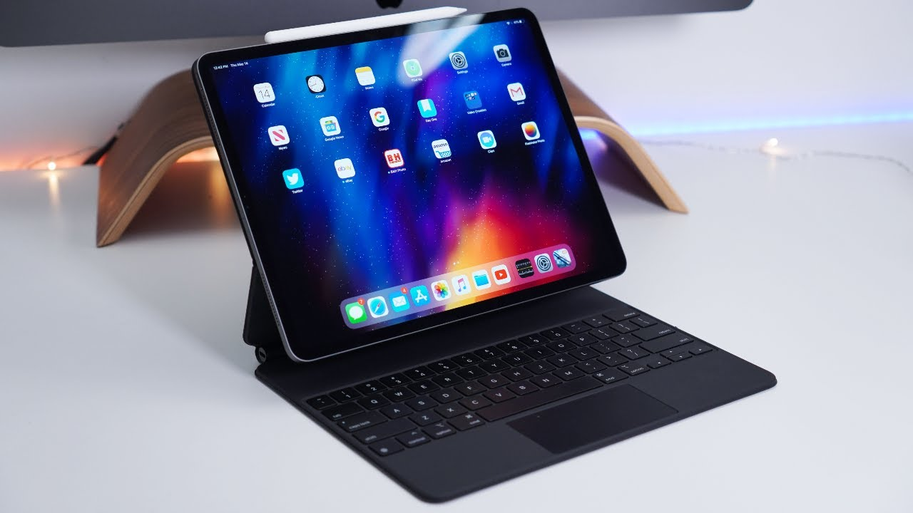 iPad Pro 2020 Review - Is it a MacBook Replacement? - YouTube