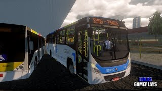 🔴[Proton Bus Simulator] Torino 2014 OF-1721 Bluetec 5 +G27