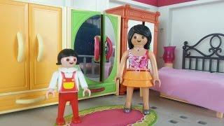 Mit Mama im Möbelhaus Playmobil Film seratus1 maison d