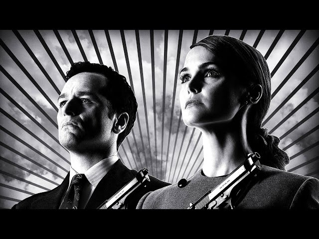 Matthew Rhys and Keri Russell on \'The Americans\'