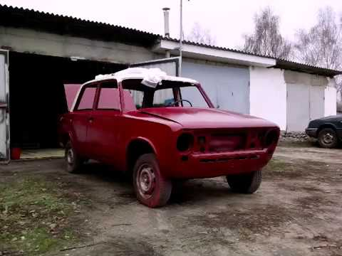VAZ 2101 1970 Restoration