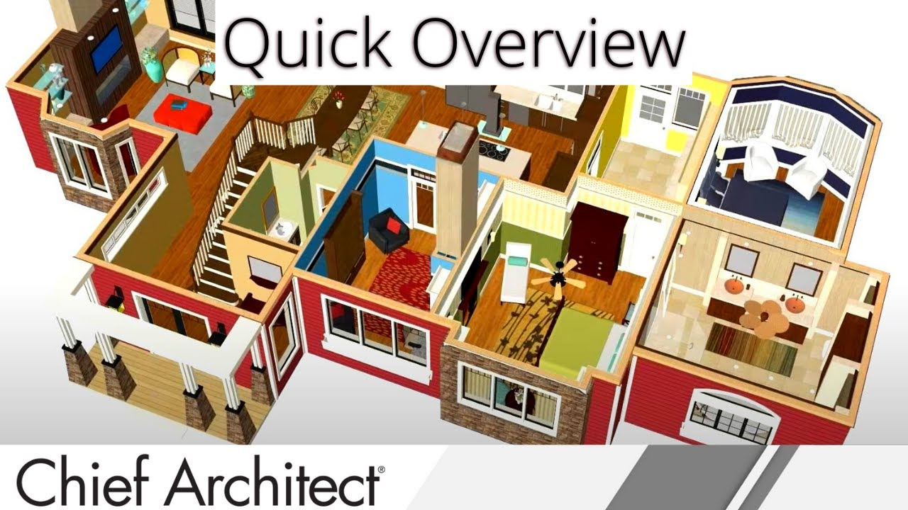 Home designer 2015 overview youtube for Online architecture design tool