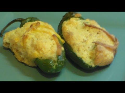 Jalapeno Cornbread Poppers