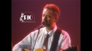 Michael Nesmith performing Rio at the Britt Festival in 1992. This ...