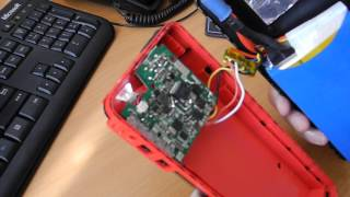 видео CARKU E-Power-21 (666 Вт/ч 18000 мАч) купить пуско-зарядное устройство Карку