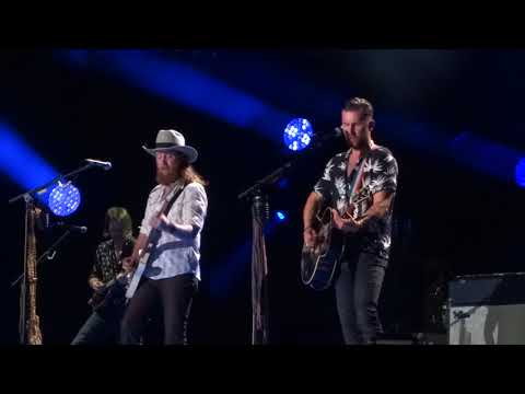 "Brothers Osborne Sings ""I Don't Remember Me""  Live At CMA Fest"