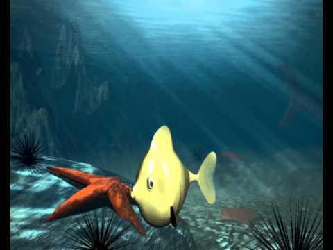 Marina Vasic  _  Fish Animation