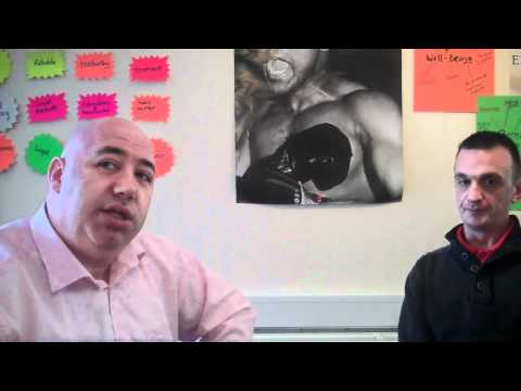 Stevie Kidd and Robert McBeth Mentoring Part One