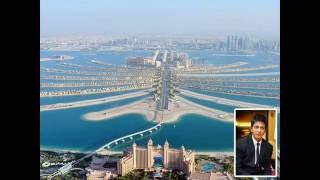 Shahrukh Khan's Villa K-93 At Palm Jumeirah In Dubai