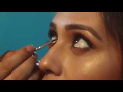 Mimi Chakraborty makeup shows