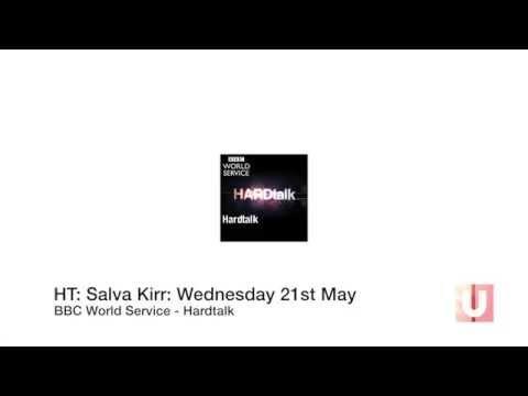 Salva Kirr's Interview on Hardtalk, May 21st, 2014