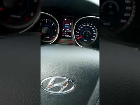 Hyundai Santa Fe 2013 Probleme Pornire Fara Erori In Bord