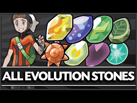 Where How To Obtain A Sun Stone 2 Ways In Pokemon Ome