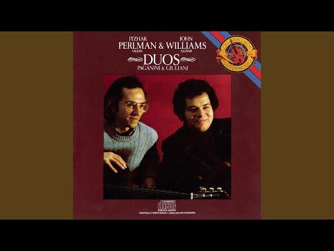 Sonata for Violin and Guitar, Op. 25: I. Maestoso