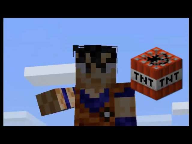 GOKU VS. SUPERMAN | BATALLAS LEGENDARIAS RAP PIXELIADO (VERSION MINECRAFT) Videos De Viajes