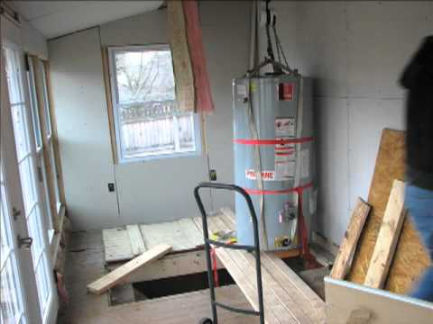 Flying Water Heater - YouTube