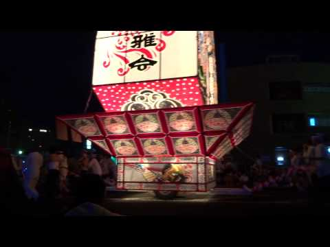 Neputa festival is one of Japan