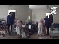 Caretaker viciously beats helpless elderly woman in disturbing video