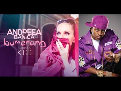 Andreea Banica ft Soulja Boy MASHUP - Kiss me thru the Boomerang