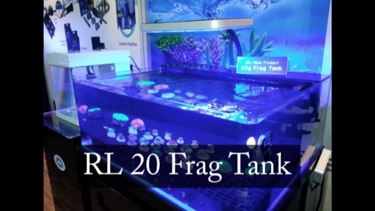 & JBJ Lighting Frag Tank RL20 - YouTube azcodes.com