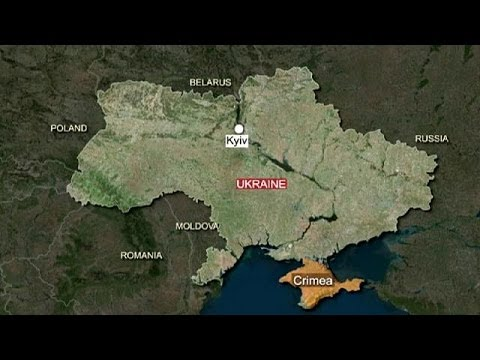 Crimea: where does it belong?