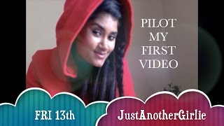 My first video. PILOT Thumbnail