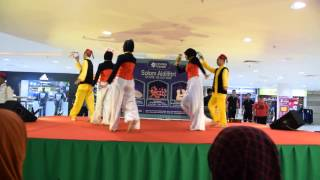 Tarian Nirmala KESEDA UiTM Kedah @ Central Square