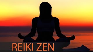 8 Hour Reiki Healing Sounds: Meditation Music, Zen Music, Reiki Music, Calming Music ☯366