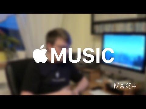 Apple Music - Recenzja po pół roku użytkowania
