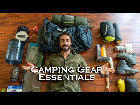 What You Really Need for Camping & Backpacking | Essential Gear Guide