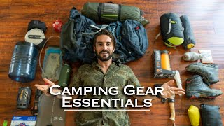 What You Really Nęed for Camping & Backpacking | Essential Gear Guide