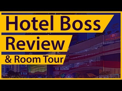 hotel-boss-singapore-is-best-budget-friendly-hotel-with-swimming-pool---review-&-room-tour-in-hindi