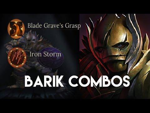Tyranny: Companion's Conversation - BARIK | Iron Storm & Blade Grave's Gasp Unlocked |