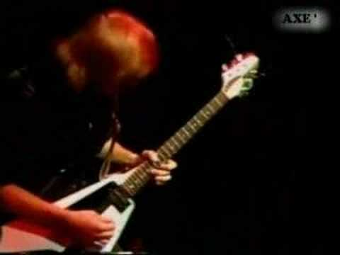 MICHAEL SCHENKER [ ARMED & READY ]  [I] LIVE.'81.