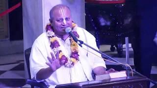 Hanuman Prabhu Evening Bhagavad Gita Class   23rd Oct 2018   ISKCON Juhu