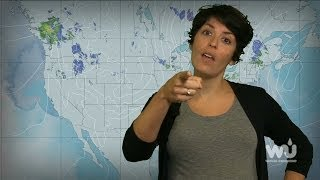 Weekly Weather Roundup: Twin Tornadoes