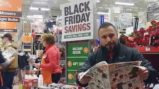 Black Friday Tool Deals At The Home Depot 2018!