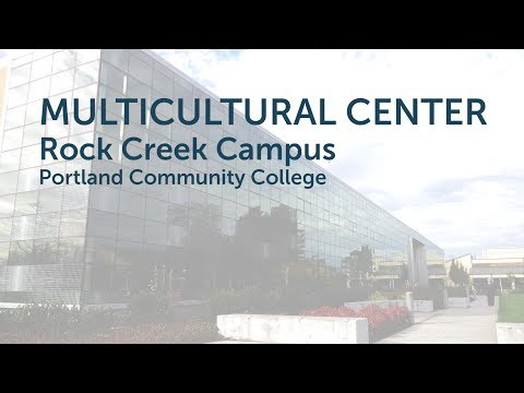 The Multicultural Center at PCC Rock Creek